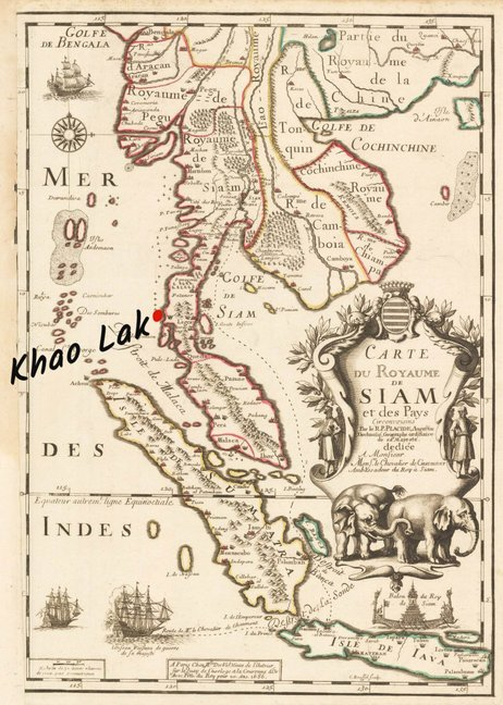 khao lak map